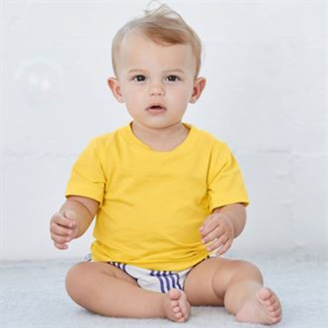 Bella + Canvas Baby Jersey Short Sleeve Tee BE211