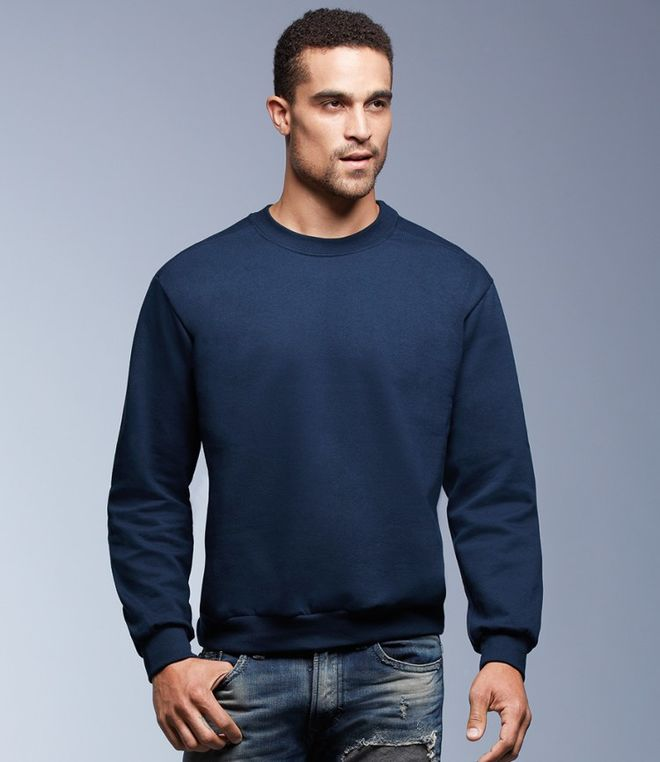 Anvil Fashion Drop Shoulder Sweatshirt