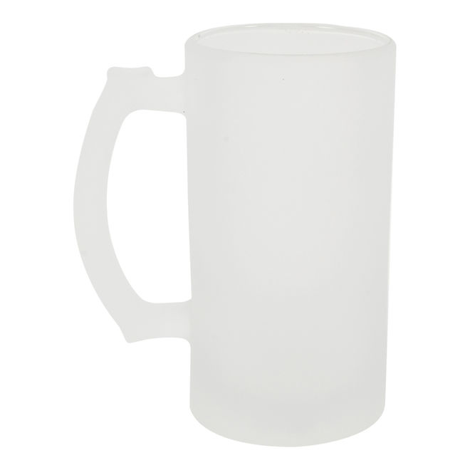 Frosted Beer Glass 16oz