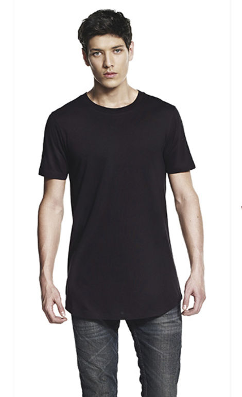 N07 Long Men's T-Shirt