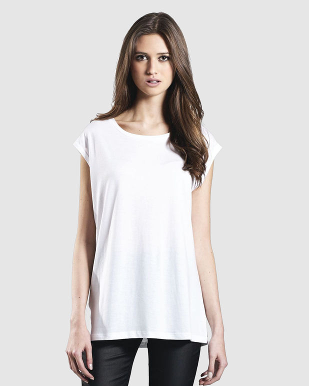 EP43 Women's Tencel Blend Sleeveless Top