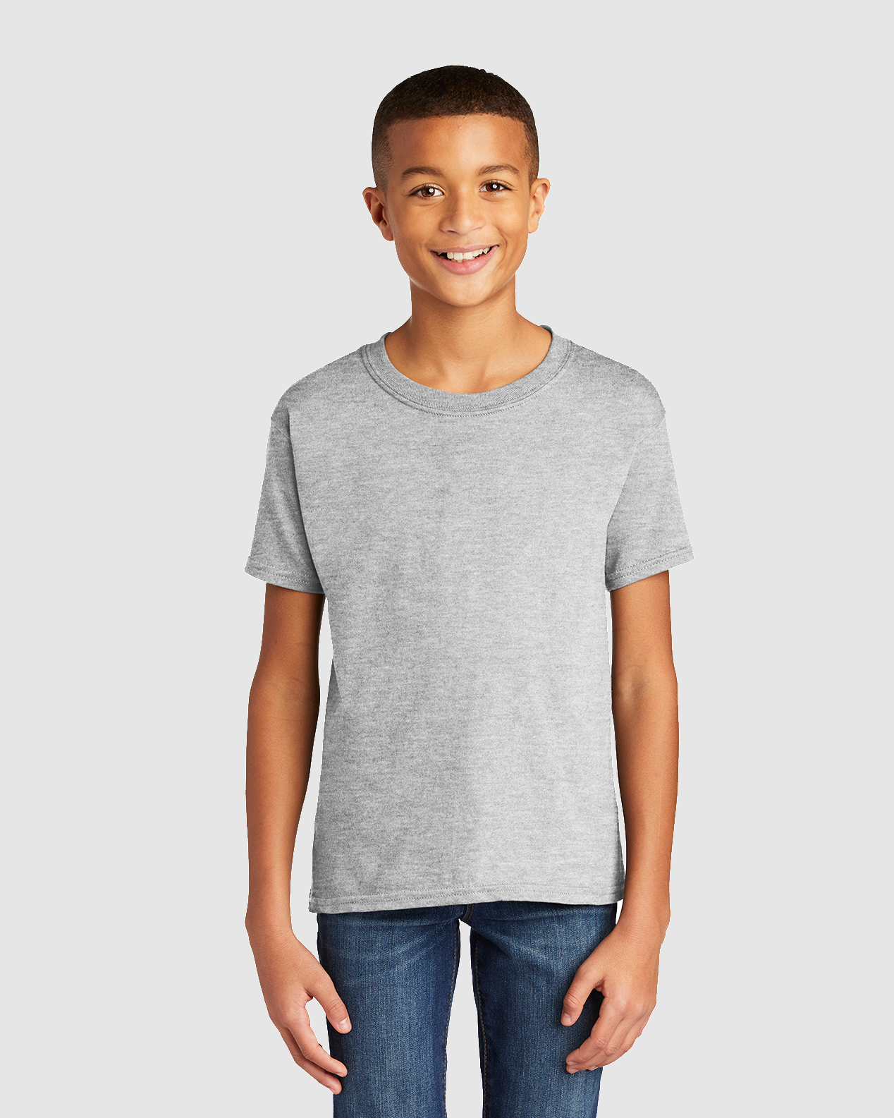 Ringspun T Shirt >> Gildan Kids Softstyle Ringspun T Shirt