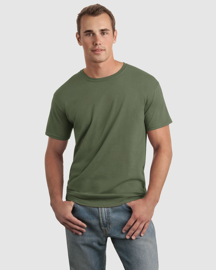 Gildan Softstyle Mens Front